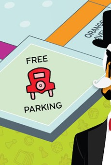 Free downtown Orlando parking available through Sept. 1