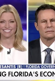 Gov. Ron DeSantis on Fox News
