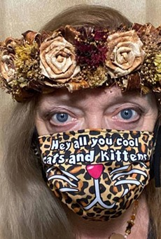 'Tiger King' star and Florida Big Cat Rescue CEO Carole Baskin is selling cloth masks with her tagline
