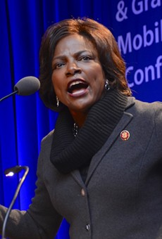 Orlando Rep. Val Demings, contender for Biden's VP pick, takes aim at Mike Pence visit