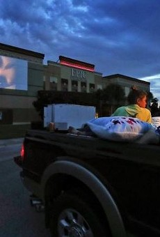 Drive-in movies come to Mount Dora this week, starting Thursday