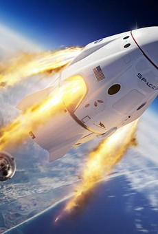 SpaceX's planned Wednesday afternoon launch rescheduled for Saturday