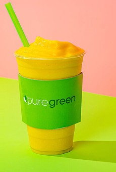 First Florida location of NYC juice bar Pure Green to open in Orlando