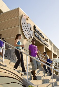 UCF Recreation and Wellness Center
