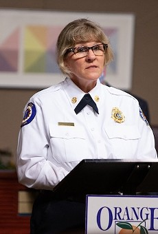 Lauraleigh Avery appointed as new head of Orange County Emergency Management on Tuesday