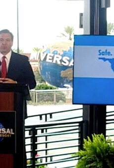 Florida Gov. Ron DeSantis announces Phase 2 reopening of bars, movie theaters and bowling alleys to start Friday