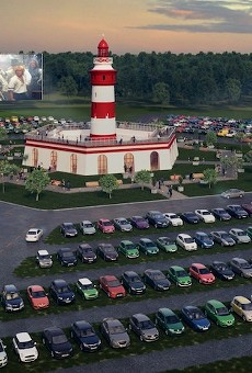 Eustis will be the future home for the Lighthouse 5, the 'largest drive-in movie theatre in the world'