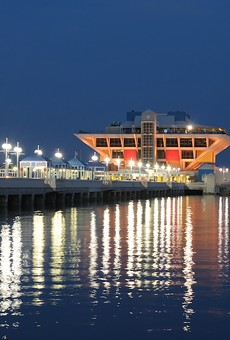 The St. Pete Pier