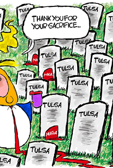 Dying on Tulsa Time