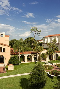 Rollins College suspends all fraternity activities over 'high-risk behaviors'