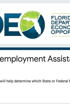 Judge to weigh class-action lawsuit over Florida's unemployment system