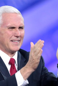 Vice President Mike Pence to campaign for Trump in Florida