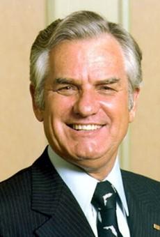 Former Florida Gov. Wayne Mixson