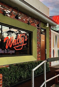 Wally's in Orlando's Mills 50 neighborhood is still offering takeout package service
