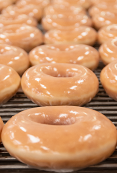 Krispy Kreme celebrates 83rd birthday on Friday with glazed donut giveaways