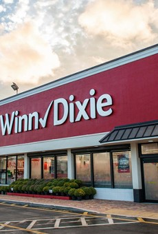 Winn-Dixie won't require face masks in its stores