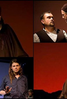 Reunion reading of 'The Last Days of Judas Iscariot' happens online this weekend