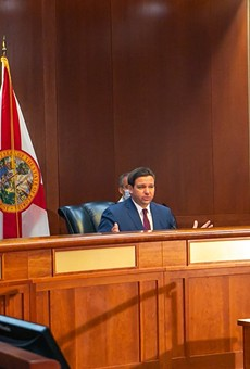 Gov. Ron DeSantis on Tuesday