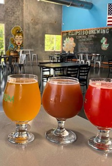 Orlando's Ellipsis Brewing in May