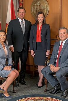 Gov. DeSantis calls off another Florida Cabinet meeting