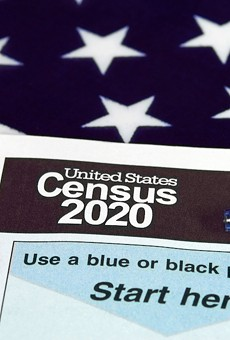 Roughly two in five Floridians have not yet been counted in the 2020 census