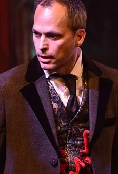Orlando Shakes' performer Steven Lane