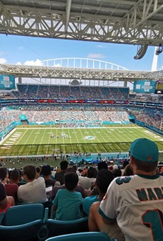 Miami football games will happen in front of live fans this fall, what a great idea