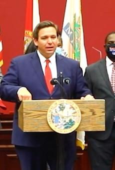 DeSantis doubles down on Florida Supreme Court pick
