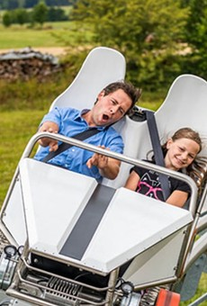 New ride technology could finally bring mountain-style coasters to Florida