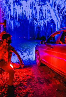 This Central Florida drive-through haunt will satisfy seasonal craving for scares and social distancing