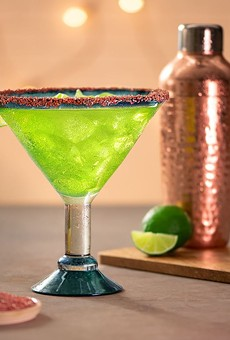 Select Central Florida Red Lobster restaurants to roll out the Dew-garita cocktail in September