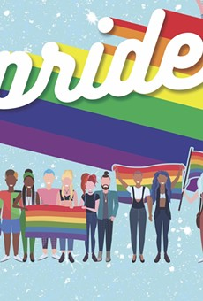 Come Out With Pride events Orlando 2020