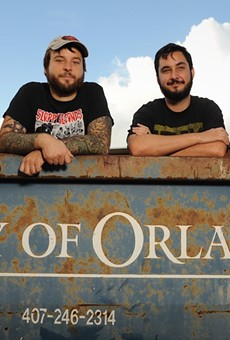 Orlando punks Caffiends premiere music video for hyperspeed anti-Trump anthem 'Rise of Thrashism'