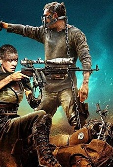 Enzian and Ace Cafe team up for a downtown Orlando screening of 'Mad Max: Fury Road'