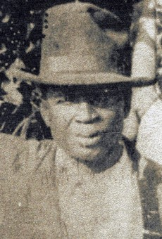 Ocoee resident July Perry was lynched during the Ocoee Massacre of 1920