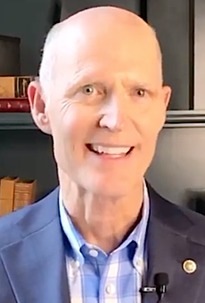 Florida Sen. Rick Scott to self-quarantine after COVID-19 exposure on Friday