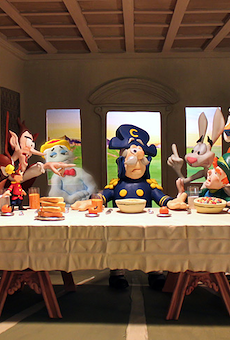 'The Last Breakfast' by Brian Stuckey