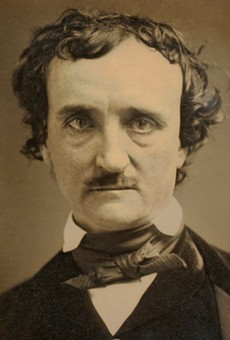Memento Mori pays tribute to the original goth, Edgar Allan Poe, at Independent Bar