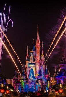 Nighttime entertainment still likely far off, even as fireworks are seen at Disney World