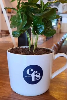 CFS Coffee opens fourth Orlando location in the Dr. Phillips neighborhood