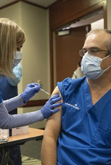 Orange County is No. 3 among Florida counties with most residents vaccinated for COVID-19