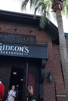 Gideon's Bakehouse celebrates its grand opening at Disney Springs