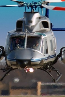The feds will deploy a nuke-sniffing helicopter to Tampa for upcoming Super Bowl