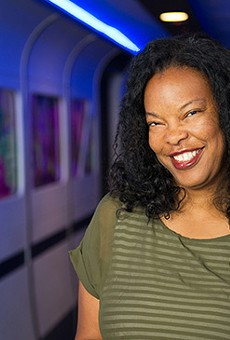 Charita Carter, Senior Creative Producer/Manager at Walt Disney Imagineering.