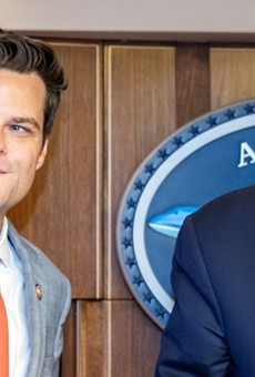 Readers react: Matt Gaetz flirts with the idea of running for agriculture commissioner