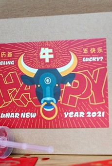 Celebrate the Lunar New Year in Orlando with Hawkers' Ox Box