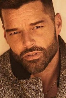 Ricky Martin is the new spokesperson for Orlando's OnePulse Foundation