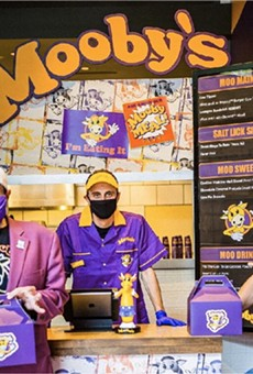 Mooby's, the fictional fast-food restaurant from the Jay and Silent Bob franchise, is coming to Orlando