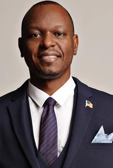 Sen. Randolph Bracy