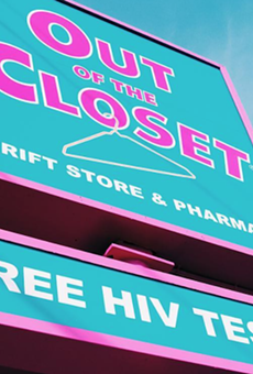 LGBTQ-centric thrift chain Out of the Closet opens new Mills 50 location on Saturday